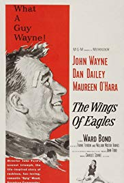 Watch Free The Wings of Eagles (1957)