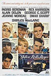 Watch Free The Yellow RollsRoyce (1964)