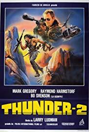 Watch Free Thunder II (1987)