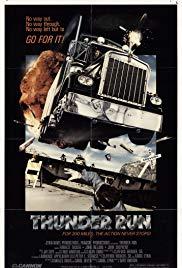 Watch Free Thunder Run (1986)