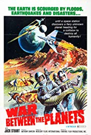 Watch Free War Between the Planets (1966)