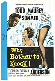 Watch Free Why Bother to Knock (1961)