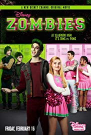 Watch Free ZOMBIES (2018)