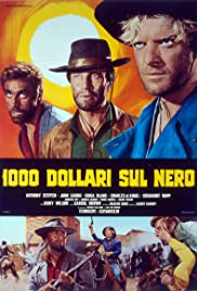 Watch Free $1,000 on the Black (1966)