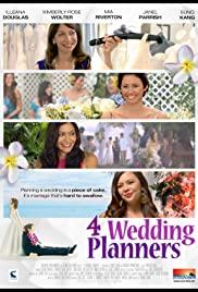 Watch Free 4 Wedding Planners (2011)