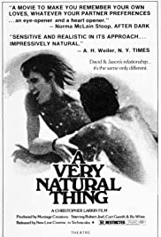 Watch Free A Very Natural Thing (1974)