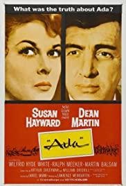 Watch Free Ada (1961)