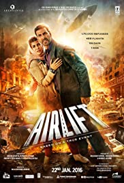 Watch Free Airlift (2016)