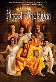 Watch Free Bhool Bhulaiyaa (2007)