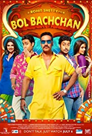 Watch Free Bol Bachchan (2012)