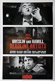 Watch Free Breslin and Hamill: Deadline Artists (2018)