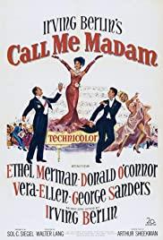 Watch Free Call Me Madam (1953)
