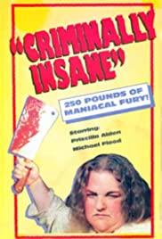 Watch Free Criminally Insane (1975)
