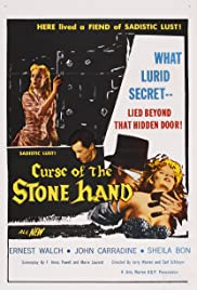 Watch Full Movie :Curse of the Stone Hand (1965)