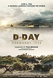 Watch Free DDay: Normandy 1944 (2014)