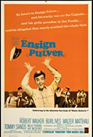 Watch Free Ensign Pulver (1964)