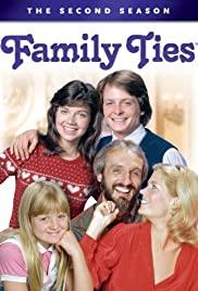 Watch Free Family Ties (19821989)