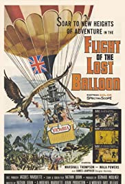 Watch Free Flight of the Lost Balloon (1961)