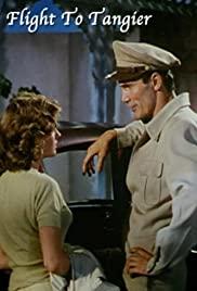Watch Free Flight to Tangier (1953)
