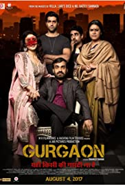 Watch Free Gurgaon (2016)