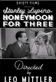 Watch Free Honeymoon for Three (1935)