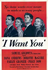 Watch Free I Want You (1951)