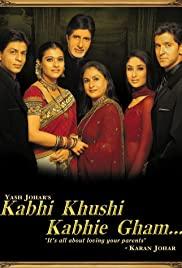 Watch Free Kabhi Khushi Kabhie Gham... (2001)