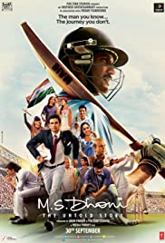Watch Free M.S. Dhoni: The Untold Story (2016)