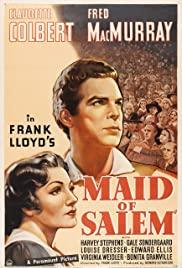 Watch Free Maid of Salem (1937)