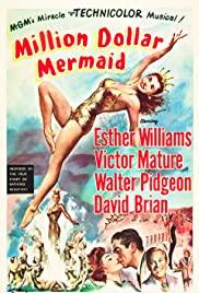 Watch Free Million Dollar Mermaid (1952)