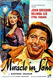 Watch Free Miracle in Soho (1957)
