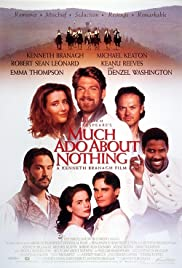 Watch Free Much Ado About Nothing (1993)