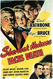 Watch Free Sherlock Holmes Faces Death (1943)