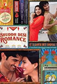 Watch Free Shuddh Desi Romance (2013)
