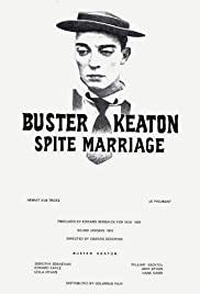 Watch Free Spite Marriage (1929)