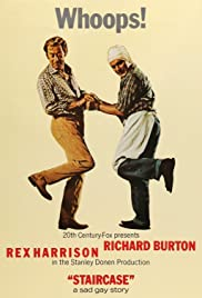Watch Free Staircase (1969)