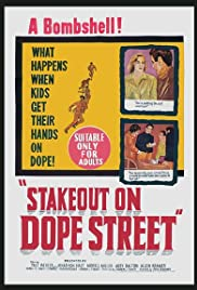 Watch Free Stakeout on Dope Street (1958)