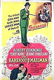 Watch Free The Barefoot Mailman (1951)