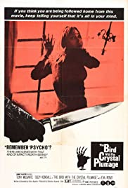 Watch Free The Bird with the Crystal Plumage (1970)