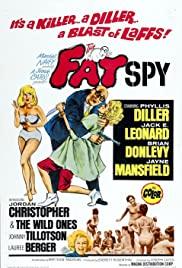 Watch Free The Fat Spy (1966)