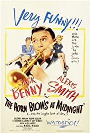 Watch Free The Horn Blows at Midnight (1945)