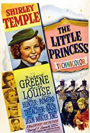 Watch Free The Little Princess (1939)