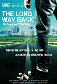 Watch Free The Long Way Back: The Story of Todd ZMan Zalkins (2017)
