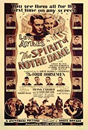 Watch Free The Spirit of Notre Dame (1931)