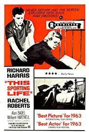 Watch Free This Sporting Life (1963)