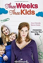 Watch Free Three Weeks, Three Kids (2011)