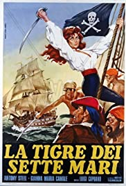Watch Free Tiger of the Seven Seas (1962)