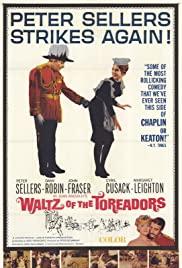 Watch Free Waltz of the Toreadors (1962)