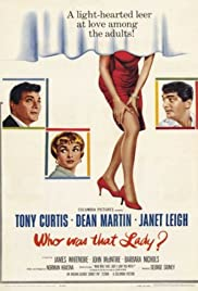 Watch Free Who Was That Lady? (1960)