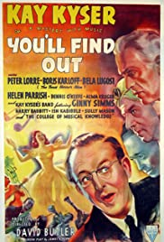 Watch Free Youll Find Out (1940)